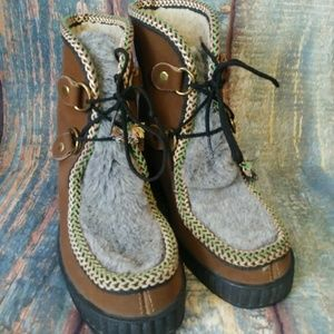 Fleece Lined Hiking Boots style 7